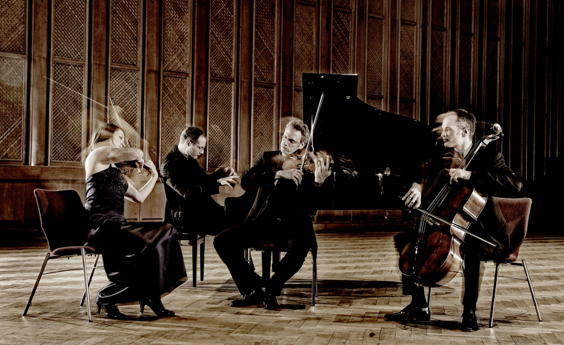 Faure Quartett 2019
