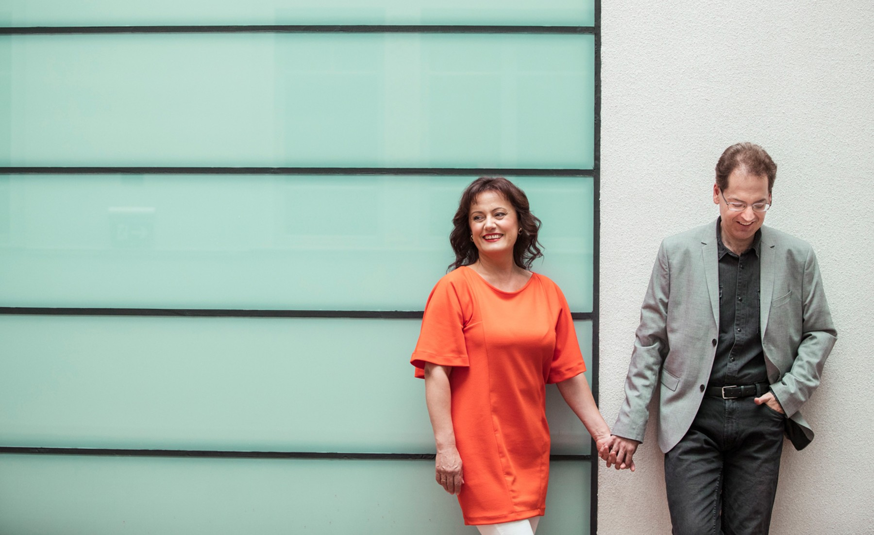 Izabella Simon og Denes Varjon 2019