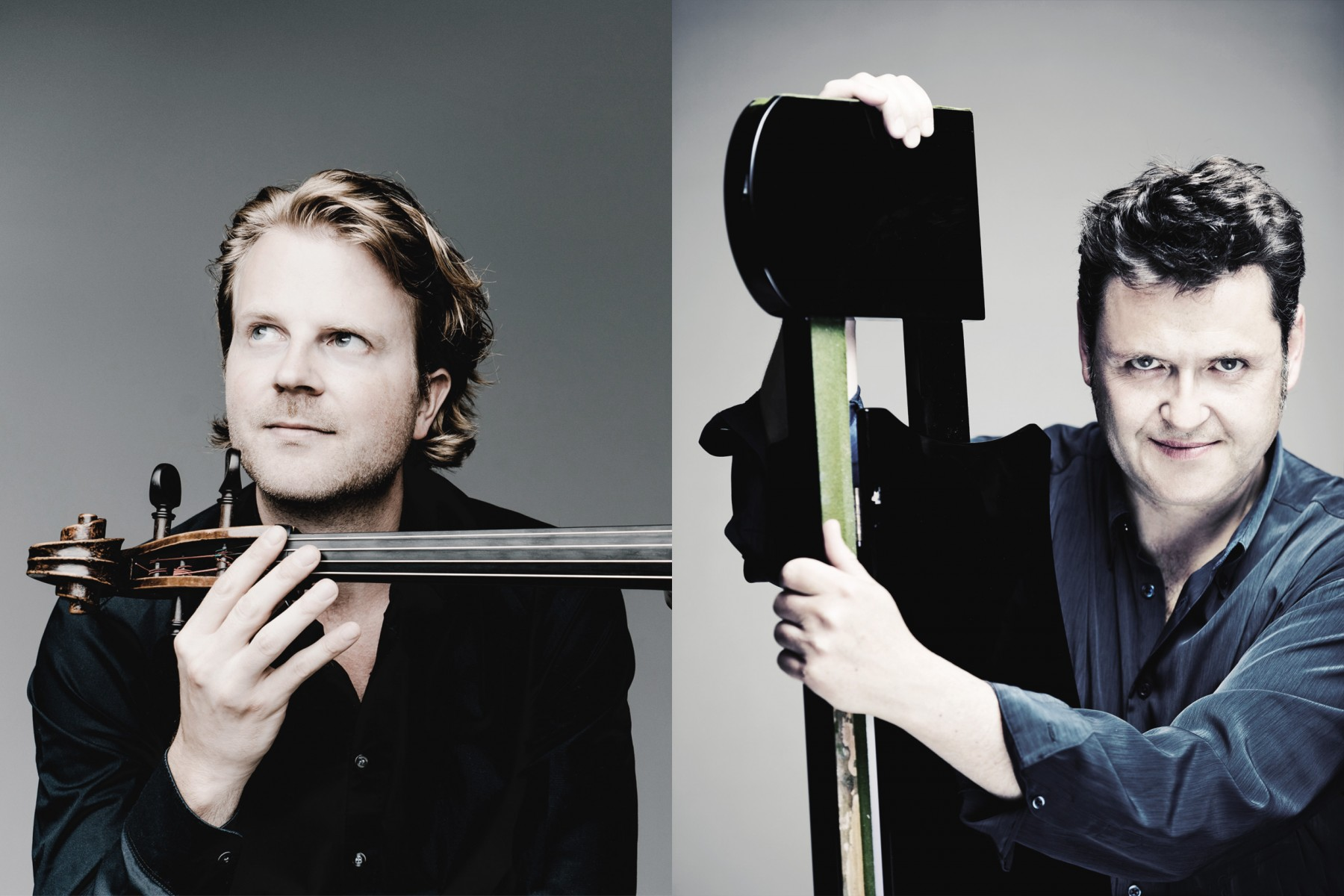 Julian Steckel og Paul Rivinius