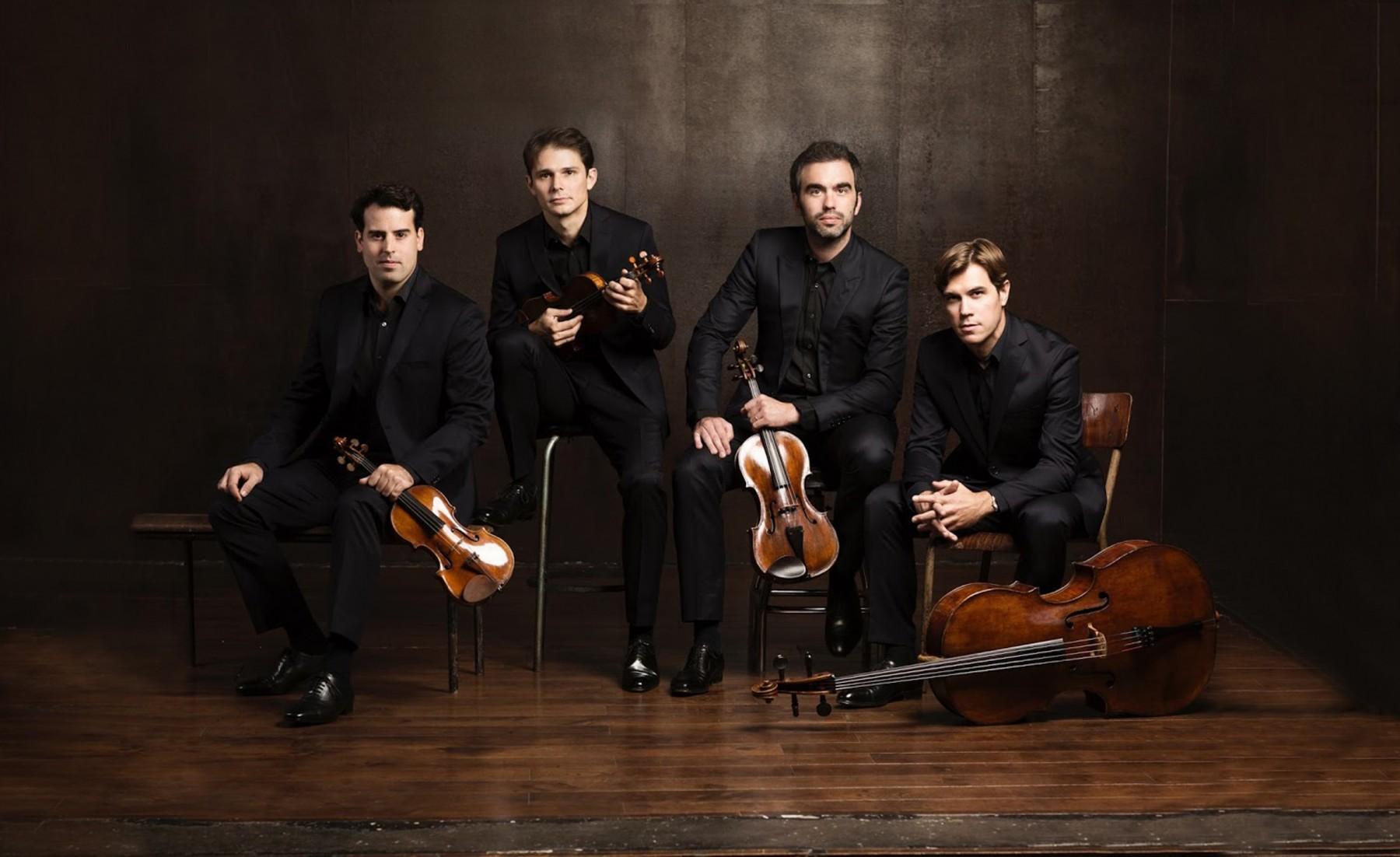 Quatuor Modigliani 2019