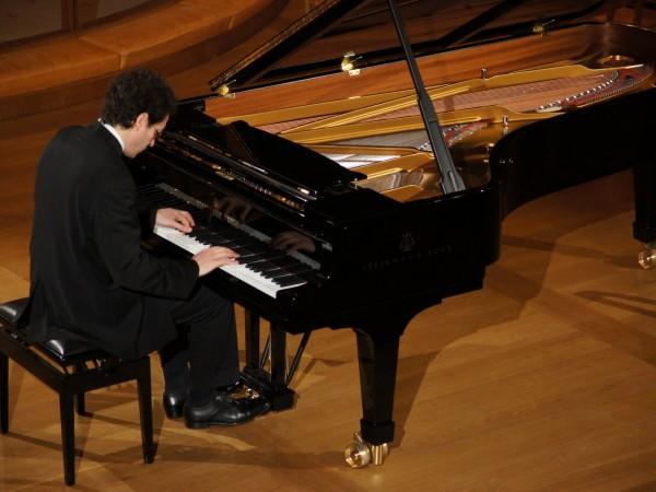 Shai Wosner, klaver