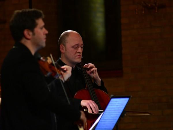 Quarteto Casals, foto Søren Johan Krabbe